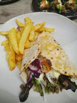Beef Belly Shawarma P460